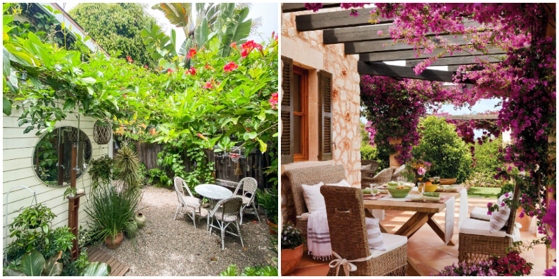 22 Vine Patio Ideas To Give The Shade