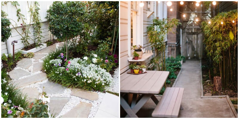 24 Appealing Side Yard Design Ideas To Liven Up Your Garden