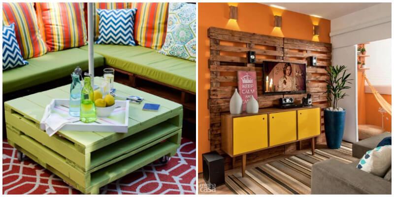 28 Creative DIY Pallet Furniture Ideas