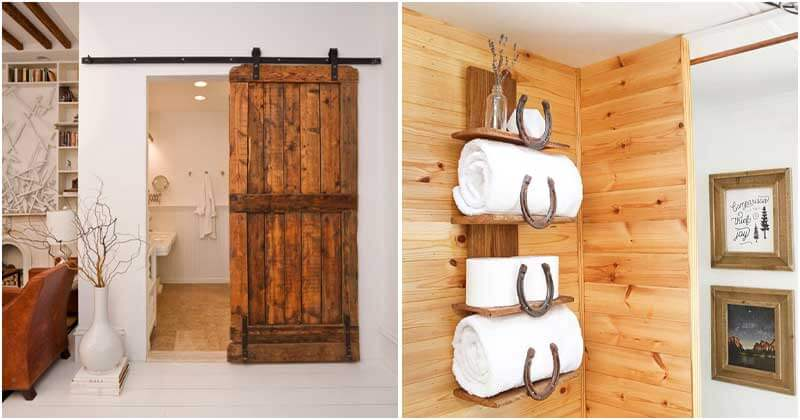 20 Best Rustic Bathroom Decor Ideas