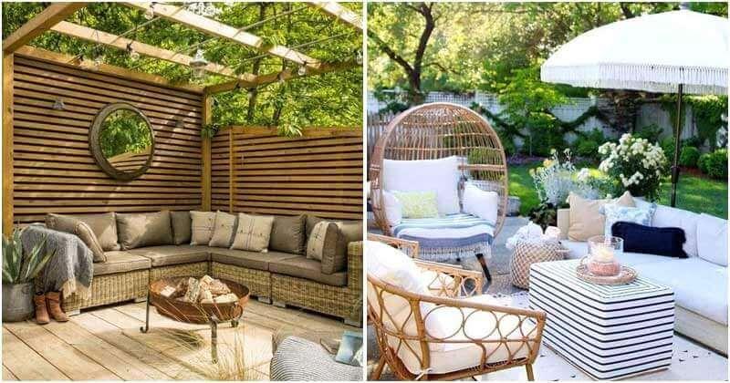 24 Appealing Outdoor Ideas