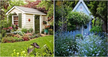 24 Fabulous Small House Ideas That Hide Under The Beauty of Nature