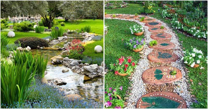30 Beautiful Garden Designs of All Styles