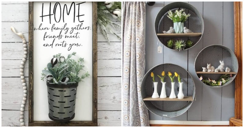 Metal Wall Decor Ideas To Your Home