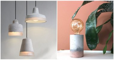 23 Simple Concrete Projects Are Great For Your Home Decor