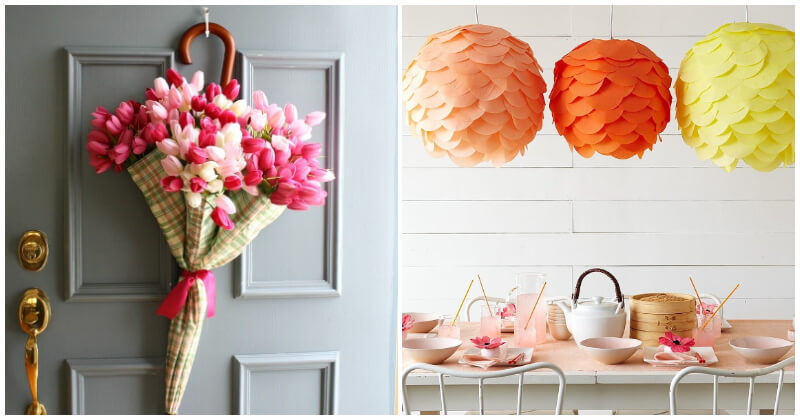 28 Striking Home Decoration Ideas for This Summer