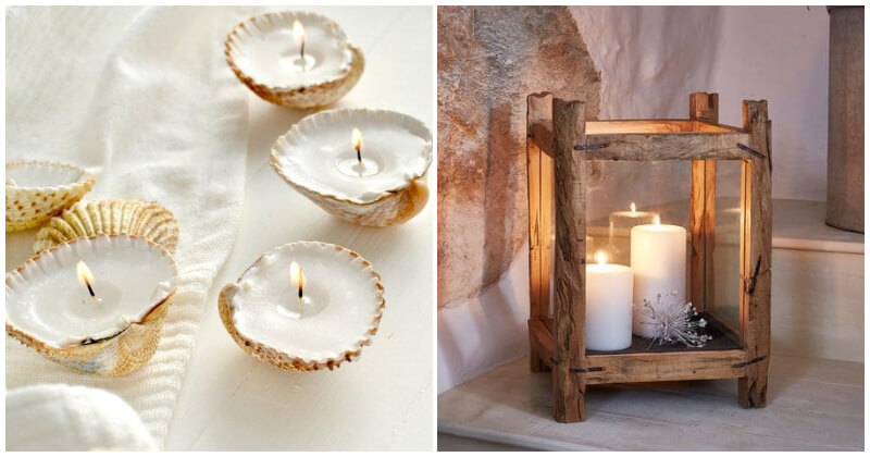 22 Creative Candle Decoration Ideas To Your Home