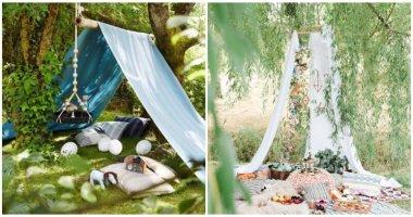 26 Fabulous Garden Tent Ideas