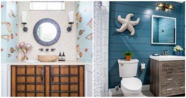 Breathtaking Beach Themed Bathroom Ideas