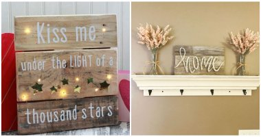 20 Creative and Easy DIY Pallet Sign Projects