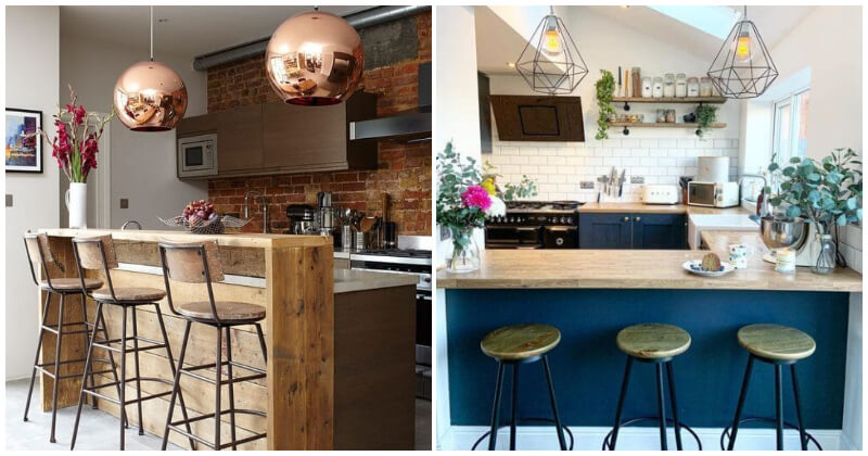 19 Awesome Kitchen Bar Ideas For This Year