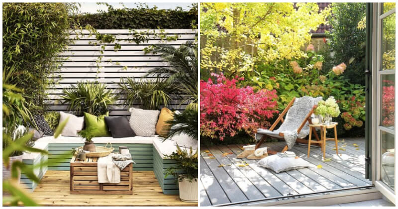 20 Inspiring Small Deck Ideas To Decor Your Home