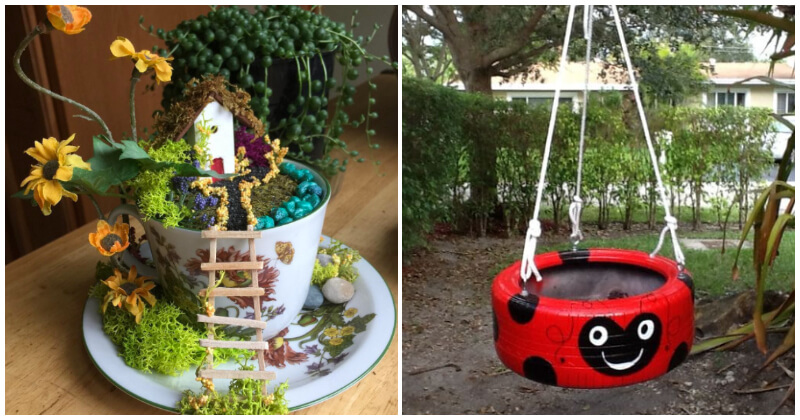 Useful And Creative Garden Projects Are Friendly For Your Kids