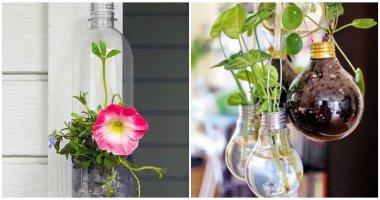 16 Eye-Catching DIY Hanging Planter Ideas To Spruce Up Your Yard