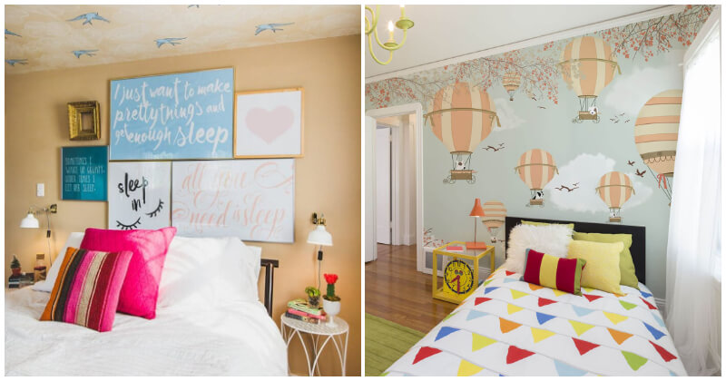 23 Of The Best Appealing Bedroom Accent Wall Ideas This Year