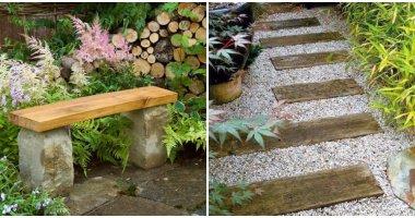 15 Amazing Wooden Garden Ideas