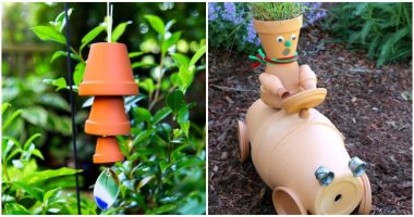 21 Easy to make And Creative DIY Clay Pot Projects For The Weekend