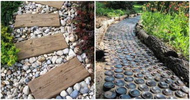 16 On Budget and Beautiful Garden Pathway Ideas