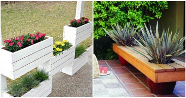 22 Gorgeous Outdoor Planter Ideas to Liven Up Your Space