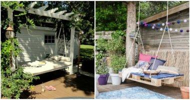 25 Mind-blowing Outdoor Swing Ideas