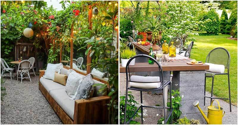 20 Adorable Open Living Space Ideas To Connect With Nature