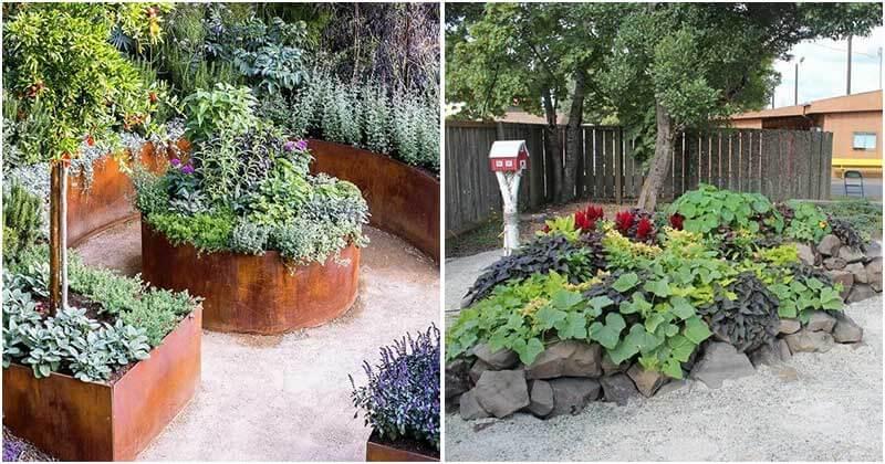 21 Creative Raised Garden Bed Ideas