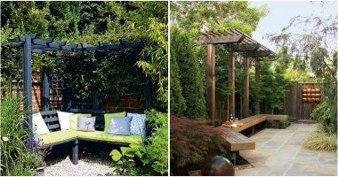 27 Amazing and Creative Pergola Projects For Your Yard