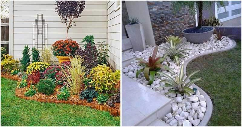 22 Spectacular Corner Garden Landscaping Ideas