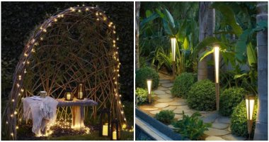 Shimmering Light Ideas To Stir Up Your Backyard