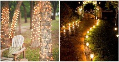 Creative DIY Glow Ideas To Lighten Up The Garden In The Evening
