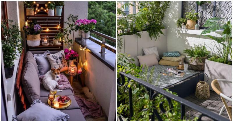 22 Balcony Garden Ideas From Pinterest September 2021