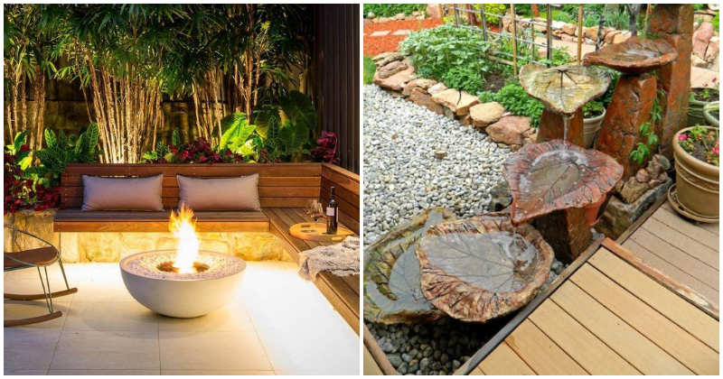 Eye-catching DIY Concrete Projects To Liven Up Your Garden