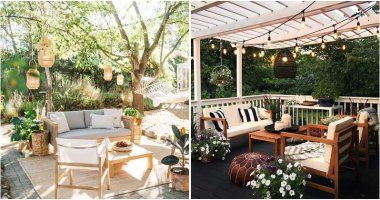 25 Inspiring Outdoor Living Space Ideas That You Will Love Enjoying All Day