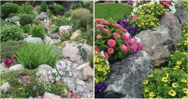 22 Awesome Natural Rock Garden Landscaping Ideas That You Will Love Seeing All Time