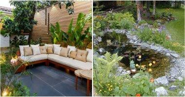 30 Shimmering Backyard Garden Ideas