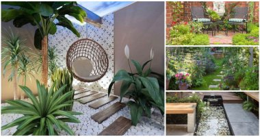 25 Big Landscaping Ideas For Your Small Yard
