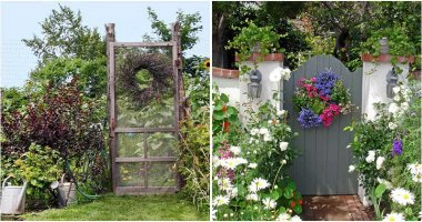 22 Mind-blowing Garden Entrance Ideas