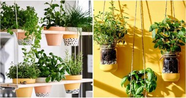 22 DIY Hanging Herb Garden To Save Small Space Indoors
