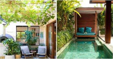 30 Shimmering Patio Garden Ideas From Pinterest